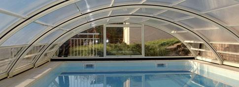 Optez pour l 39 abri de piscine for Aladdin abri piscine